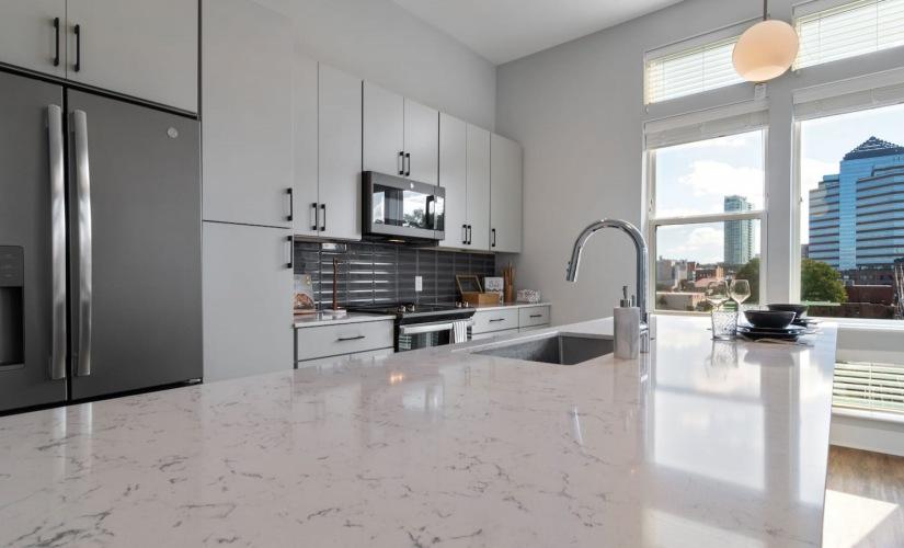 B4M6 Penthouse Floorplan